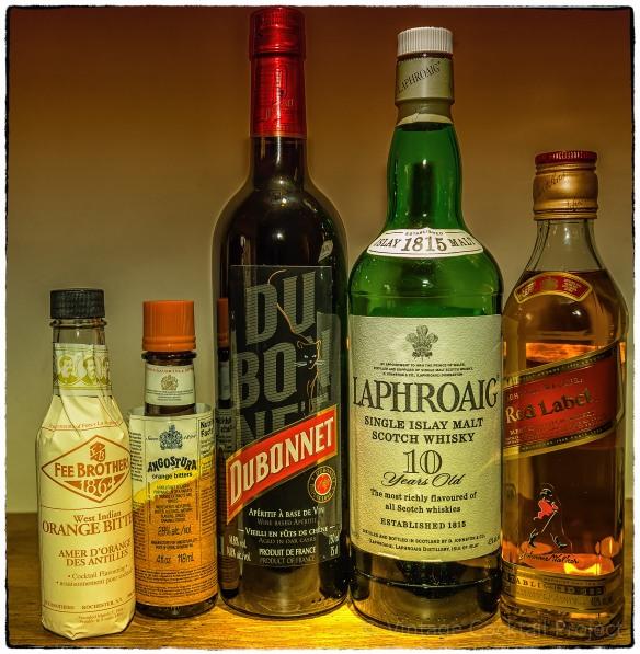 Arnaud Special Cocktail ingredients
