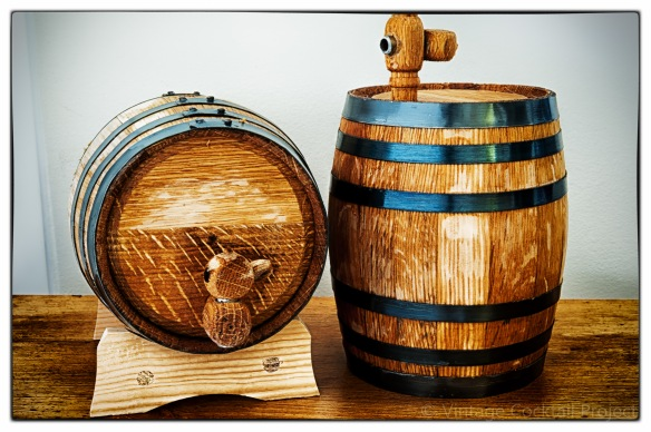 DIY Barrel