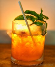 Don the Beachcomber's Mai Tai Swizzle