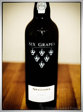 Six grapes Port